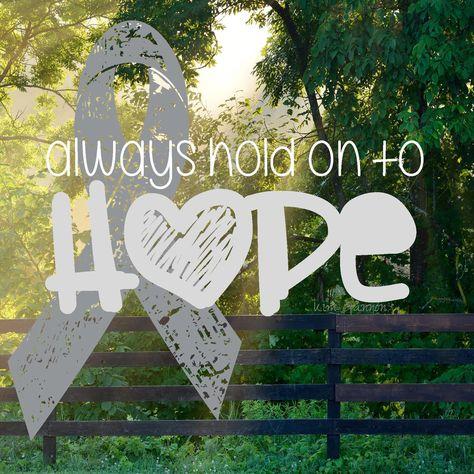 Brain Cancer / Tumor Awareness
