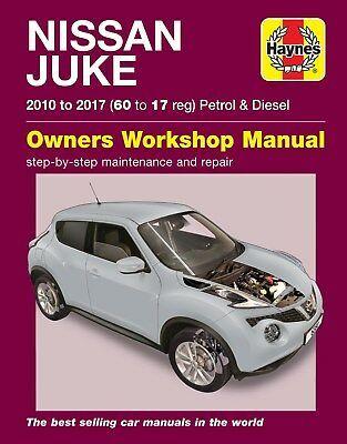 Advertisement Ebay Nissan Juke 2010 2017 Haynes Manuel Atelier 6380 In 2020 Nissan Juke Nissan Juke Accessories