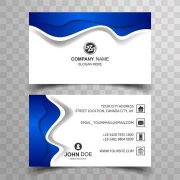 Modern Business Card Modern Business Cards Vector Business Card Glossy Business Cards