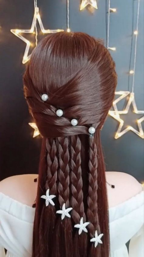 30+ Stylish and Elegant Wedding Hairstyles For Gentle Brides #weddinghairstyle #weddingtips #weddingideas » BestHomeDesignz.Com