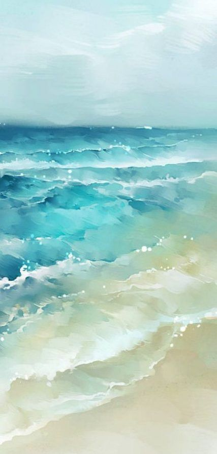 Painting Sea Watercolor Water Colors 59 Ideas Painting