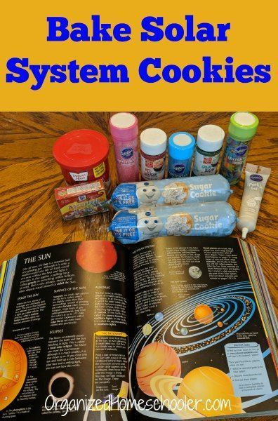 Complete your solar system unit study with solar system cookies! This solar system unit activity is perfect for kids all the way from kindergarten through middle school. Learn all about the planets and outer space with this hands on lesson you can eat. Planets Activities, Solar System Activities, Space Activities For Kids, Science Activities, Solar System Projects For Kids, Solar System Crafts, Solar System Model Project, Space Projects, Solar Mamamoo