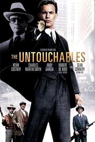 The Untouchables 1987 Kevin Costner Sean Connery Krimis Gute Filme Filmplakate