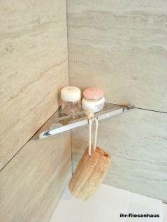 Eckablage Eckregal Zum Einsetzen Fur Dusche Und Bad Edelstahl