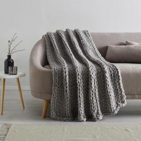 Kuscheldecke In Hellgrau Ca 130x160 Cm Berita In 2020 Kuscheldecke Flauschige Decken Und Wolle Kaufen