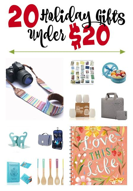 Holiday Gift Guide 20 Gifts For Under 20 Diy Gifts For Him