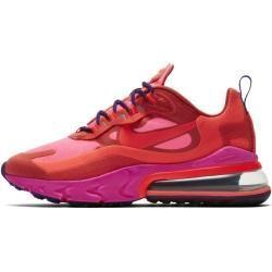 #Damensportschuhe Nike Air Max 270 React Damenschuh - Rot NikeNike