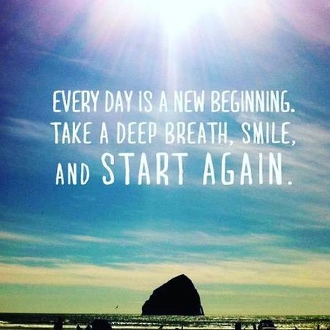Happy Monday!! It is never too late to start your day over. #motivationmonday.