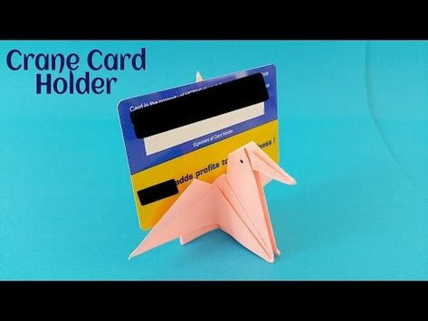 Origami Heart crane ,part 2 || valentine day special origami gift ... | 355x474