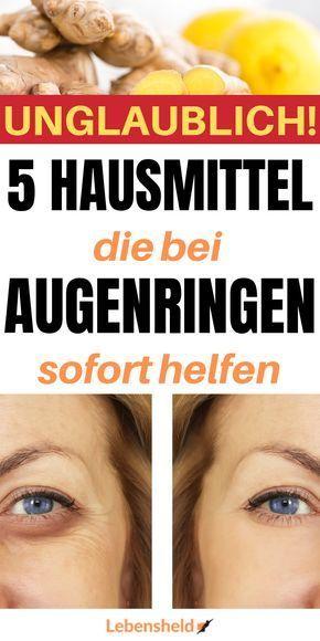 Augenringe Entfernen Die 5 Besten Hausmittel Lebensheld Augenringe Entfernen Augenringe Hausmittel Hausmittel