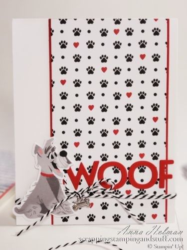 Stampin Up Playful Pets Makes Adorable Fur Baby Cards Scrapping Stamping And Stuff In 2020 Pamper Pets Pet Suite Stampin Up