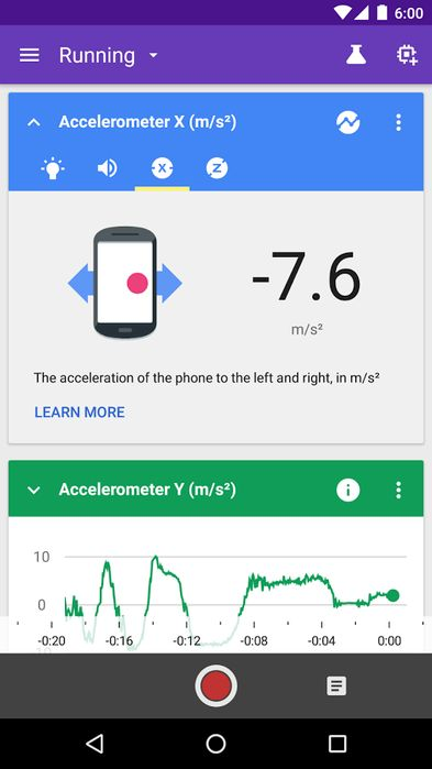 Google has a new, free app to help you do science with your