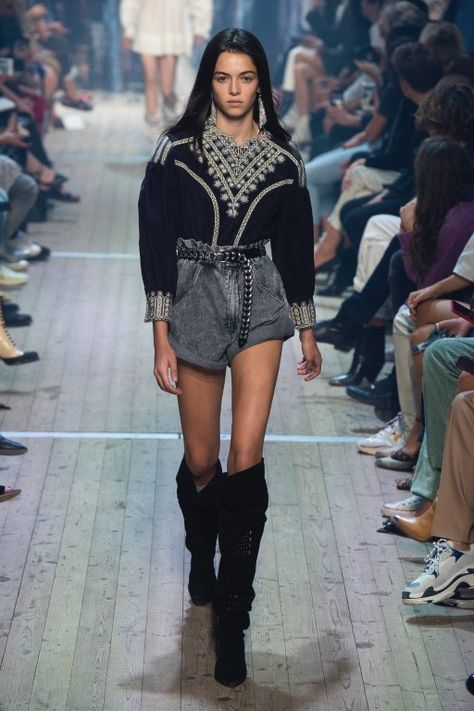 Isabel Marant Spring 2019 Ready-to-Wear Collection - Vogue