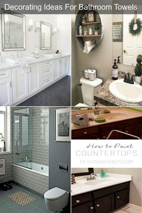 Bathroom Designs Bathroom Tray Decor Gray And Pink Bathroom