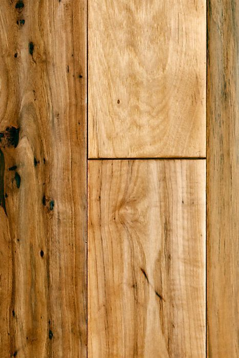 Hickory Most Durable In High Traffic Areas Beautiful Rustic Look Stays True To Shade Of Color Out Best Wood Flooring Rustic Flooring Types Of Wood Flooring
