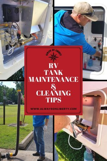 Rv Maintenance Tip 1 Tank Cleaning And Maintenance Rv Maintenance Rv Camping Tips Camper Maintenance