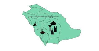 Khaledah Designs فكتور خريطه السعوديه Free Vector Saudi Arabia Vector Free Vector