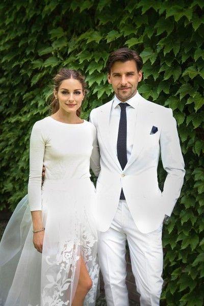 Olivia Palermo - The Most Daring Celebrity Wedding Dresses - Photos