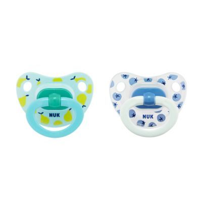 NUK Disney Minnie Mouse Soothers 6-18m 2Pk