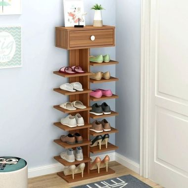 53 Space Saving Shoe Rack Design Ideas That You Can Try In Your
