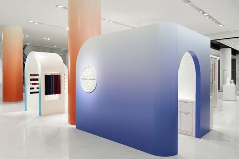Letting Product Speak For Itself >> Storeystudio Readdresses The Interaction Of Product And Space For