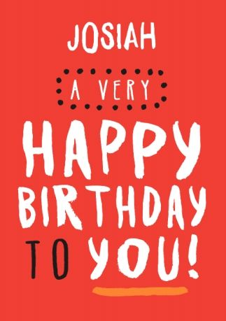 Birthday Card To You Rock Paper Awesome Happy Birthday Wishes Cards Birthday Cards Special Birthday Cards