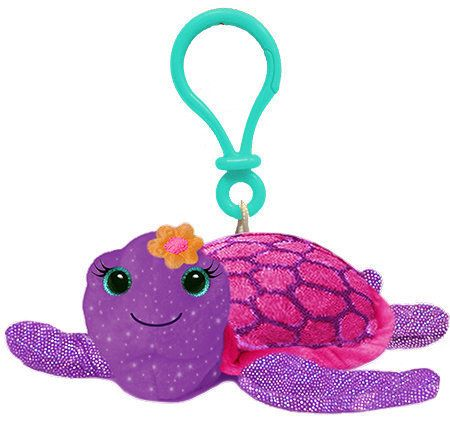 Turtle Tanya Back Pack Clip 4 Inches in Length