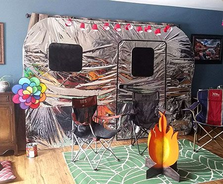 Trailer Trash Halloween Decorations 2020 Pin on Trailer Trash Party