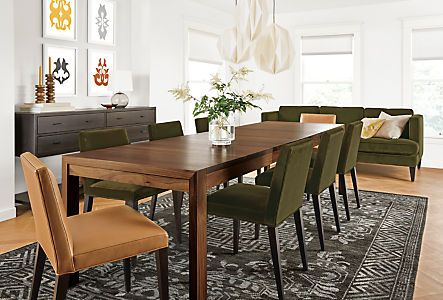 Walsh Modern Extension Dining Table