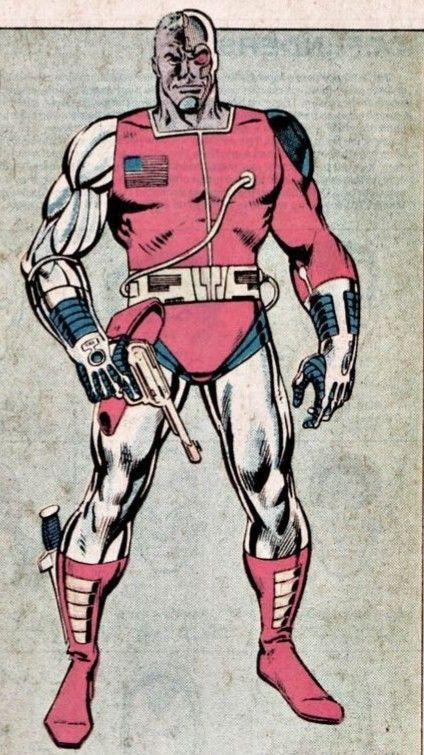 Deathlock Marvel Villains Marvel Marvel Universe