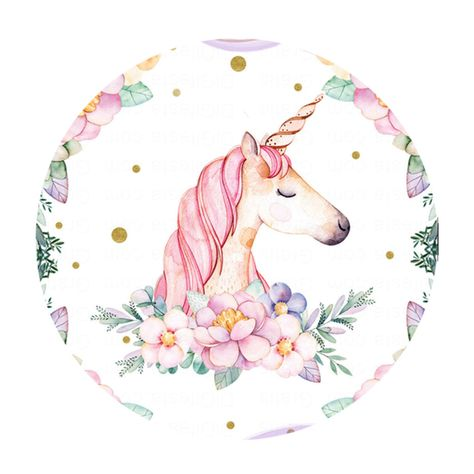 Rodelina Unicornio Gratis