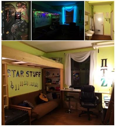 Submitted By Lily Zhou, MIT | Cool Dorm Room Contest 2014 | Pinterest | Dorm  Room, Dorm And Room