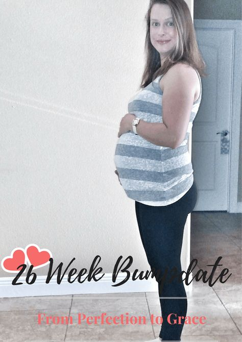 26 Week Bumpdate (Scallion)