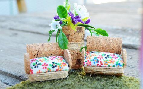 Le bouchon de liège en 20 créations artisanales pour votre ...