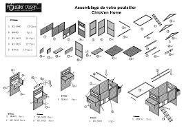 Resultat De Recherche D Images Pour Plan De Poulailler Gratuit A Telecharger Plan Poulailler Poulailler Cabane Jardin