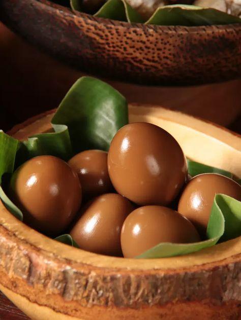 Resep Telur Bumbu Bacem Gurih Legit Enak Banget Resep Telur Bumbu Makanan Dan Minuman