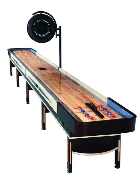 The Antique Rock Ola Shuffleboard Table The Antique Rock Ola Shuffleboard  Table Includes Delivery And Installation Anywhere In The Continental Unitu2026