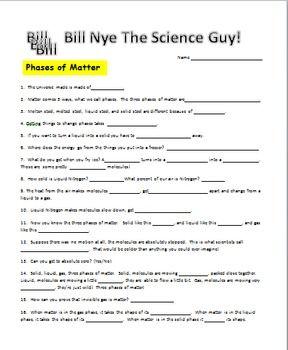 3 2 1 Matter Chart Class Stuff Science Middle School Science