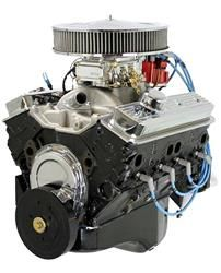 383ci stroker crate engine small block gm style dressed 383ci stroker crate engine small block gm style dressed longblock with carburetor iron heads flat tappet cam crates and engine malvernweather Gallery