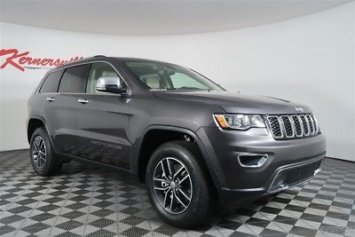 Ebay Jeep Grand Cherokee Limited New 2018 Jeep Grand Cherokee