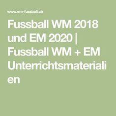 Fussball Wm 2018 Und Em 2020 Fussball Wm Em