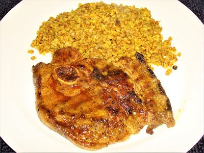 La Cocina Del Pollo Chuletas De Cordero Tunisianas Con Trigo Sarraceno Chuletas De Cordero Chuleta Cordero