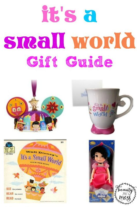 its a small world Gift Guide