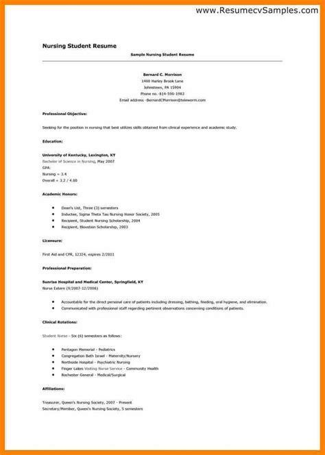 Pin by My Career Plans© on Build a Resume template | Student ...