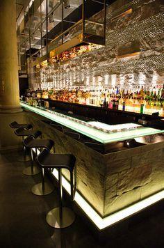 Magnificent Bar Design Environments, Be Inspired! #BarIdeas #DesignBar # DesignIdeas #BarNews