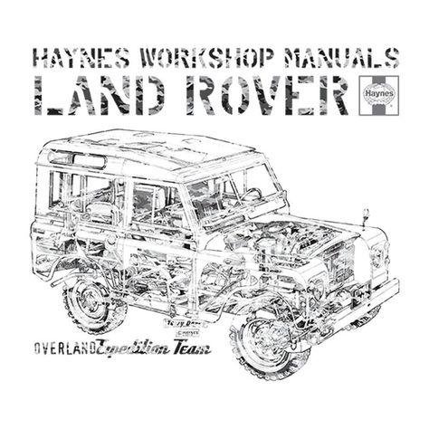 Pin en Haynes Manuals