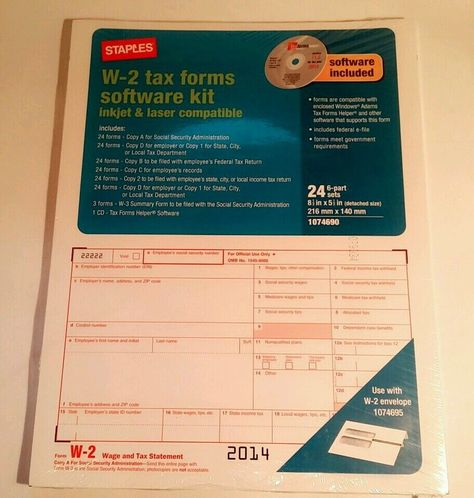 Tax Forms Software. W2 Form Print W2 Forms. Louisiana Printable ...