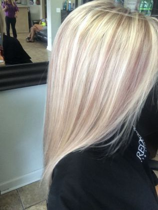 52 Essential Steps To Platinum Blonde Hair With Lowlights Balayage