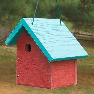 Green Roofs And Great Savings Wren House Cool Bird Houses Bird House