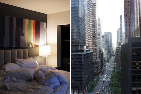 NEW YORK: FIFTY HOTEL A MIDTOWN | My travels